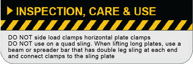 Horizontal Plate Lifting Clamp-Best suppliers& Manufacturers in Delhi, India